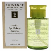 Herbal Eye Makeup Remover by Eminence for Unisex - 5.07 oz Makeup Remover - 150ml/5.07oz