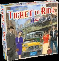 Days of Wonder Ticket to Ride: New York Board Game
