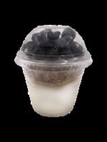 Blueberry Vanilla Parfait