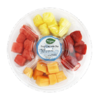 Fresh Kitchen Fruit Tray with Dip