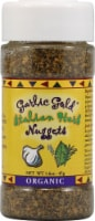 Garlic Gold  Nuggets   Italian Herb