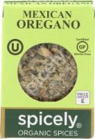 Spicely Organic Mexican Oregano - 0.1 oz
