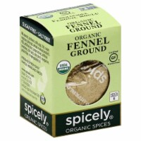 Spicely Organic Ground Fennel