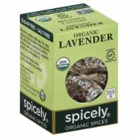 Spicely Organic Lavender - .1 OZ