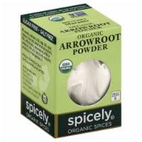 Spicely Organic Arrowroot Powder - .4 oz
