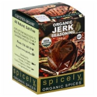 Spicely Organic Jerk Seasoning - .45 oz