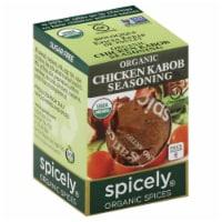 Spicely Organic Chicken Kabob Seasoning