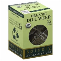 Spicely Organic Dill Weed