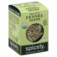 Spicely Organic Fennel Seeds