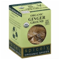 Spicely Organic Ground Ginger - .4 OZ