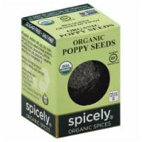 Spicely Organic Poppy Seeds