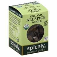 Spicely Organic Whole Allspice - .3 oz