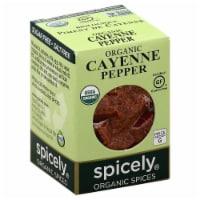 Spicely Organic Cayenne Pepper - .45 OZ