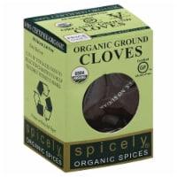 Spicely Organic Ground Cloves - .4 oz