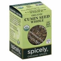 Spicely Organic Whole Cumin Seed - .5 oz