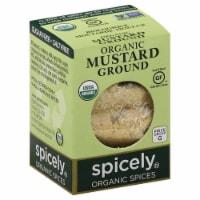 Spicely Organic Ground Mustard - .4 OZ