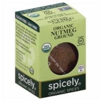 Spicely Organic Ground Nutmeg