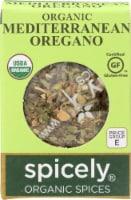 Spicely Organic Mediterranean Oregano - 0.15 oz