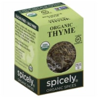 Spicely Organic Thyme