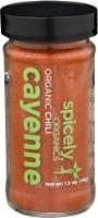 Spicely Organics Chili Cayenne