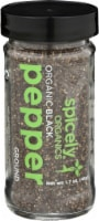 Spicely Organic Ground Black Pepper