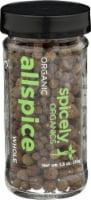 Spicely Organics Whole Allspice