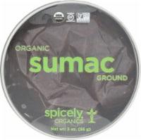 Spicely Organics Ground Sumac - 3 oz