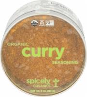 Spicely Organics Curry Seasoning - 3 oz