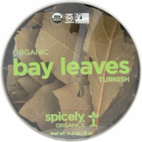 Spicely Organic Bay Leaves - 0.2 oz