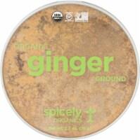 Spicely Organics Ginger Ground Tin