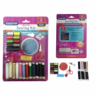 Familymaid 23726 Sewing Kit, 60 Piece per Set - Pack of 96