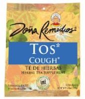 Dona Remedios Tos Cough Herbal Tea Supplement