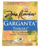 Dona Remedios Garganta* Sore Throat Herbal Tea Bags