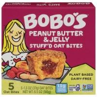 Bobo's Oat Bars Peanut Butter & Jelly Bites