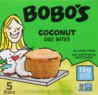Bobo's Coconut Oat Bites Bars 5 Count