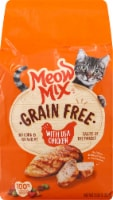 Meow Mix Grain Free with Chicken Dry Cat Food