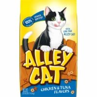 Alley Cat Chicken & Tuna Dry Cat Food