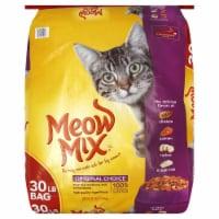 Meow Mix Original Choice Dry Cat Food - 30 lb