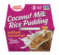 Sun Tropics  Coconut Gluten & Dairy Free Sea Salt Caramel  Rice Pudding 2 Count