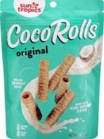 Sun Tropics Gluten & Dairy Free Coco Rolls Wafers