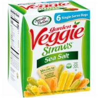 Sensible Portions Sea Salt Garden Veggie Straws 6 Count