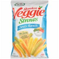 Sensible Portions Gluten Free Zesty Ranch Garden Veggie Straws Snacks - 16 oz