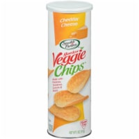 Sensible Portions Garden Veggie Cheddar Cheese Chips