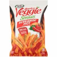 Sensible Portions Screamin' Hot Garden Veggie Straws
