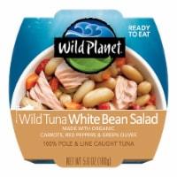 Wild Planet Tuna White Bean Salad Bowl - 5.6 oz