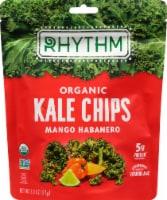 Rhythm Superfoods Organic Mango Habanero Kale Chips