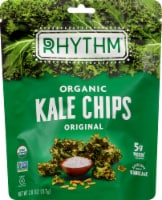 Rhythm Superfoods Organic Original Kale Chips