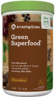 Amazing Grass  Green SuperFood® Drink Powder   Cacao Chocolate Infusion
