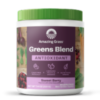 Amazing Grass Green Super Food Whole Food Supplement
