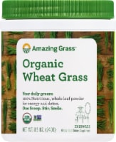 Amazing Grass Organic Wheat Grass Whole Food Dietary Supplement Powder